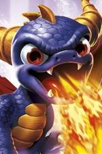 Spyro Skylanders Profile