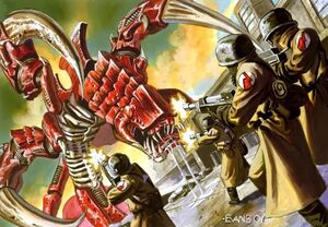 Tyranid Red Terror