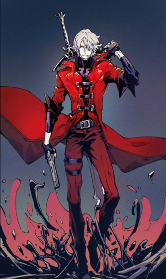 Visions of V Dante 3