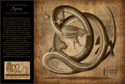 Yannick-dubeau-apophis-grand-serpent-of-isfet