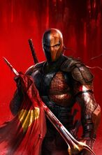 Deathstroke (Post-Flashpoint)
