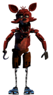 Foxy (Five Nights at Freddy´s)