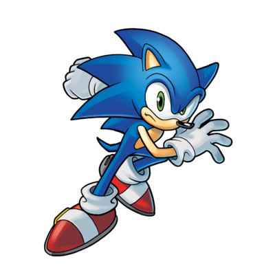 Pre-Genesis Archie Sonic