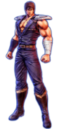 Lost Paradise Kenshiro Rendered