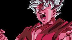 Super Saiyan Blue Kaio-ken