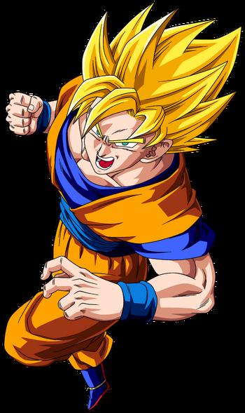 Goku-dragonballz