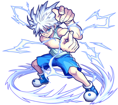Hunter X Hunter Kanmuru Killua (Render)
