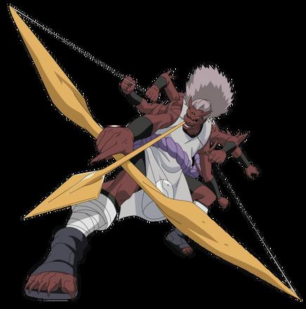 Kidomaru Cursed Seal