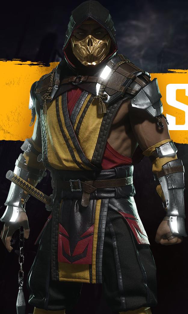 Scorpion (Mortal Kombat) | VS Battles Wiki | FANDOM powered by Wikia