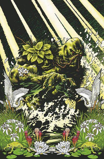 Swamp Thing 52