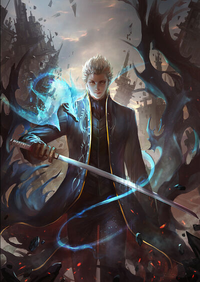 Vergil Son of Sparda