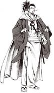 Kamikaze atomic samurai manga full appearance