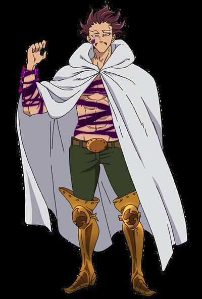 Monspeet Nanatsu no Taizai Anime