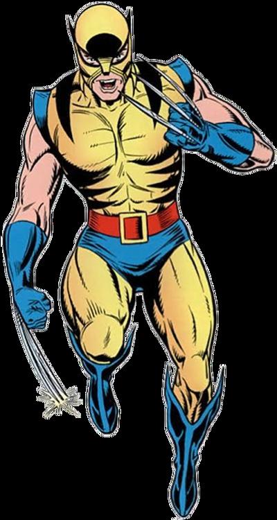 Wolverine Original MC TR