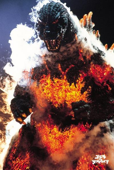 Burning goji