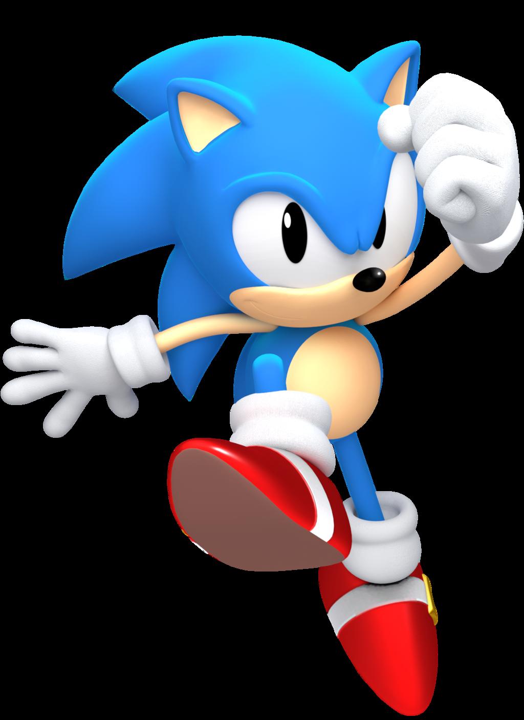 Sonic the Hedgehog (Classic)   VS Battles Wiki   FANDOM ...