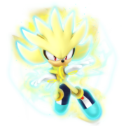 Sonic Games Super Silver (Render)