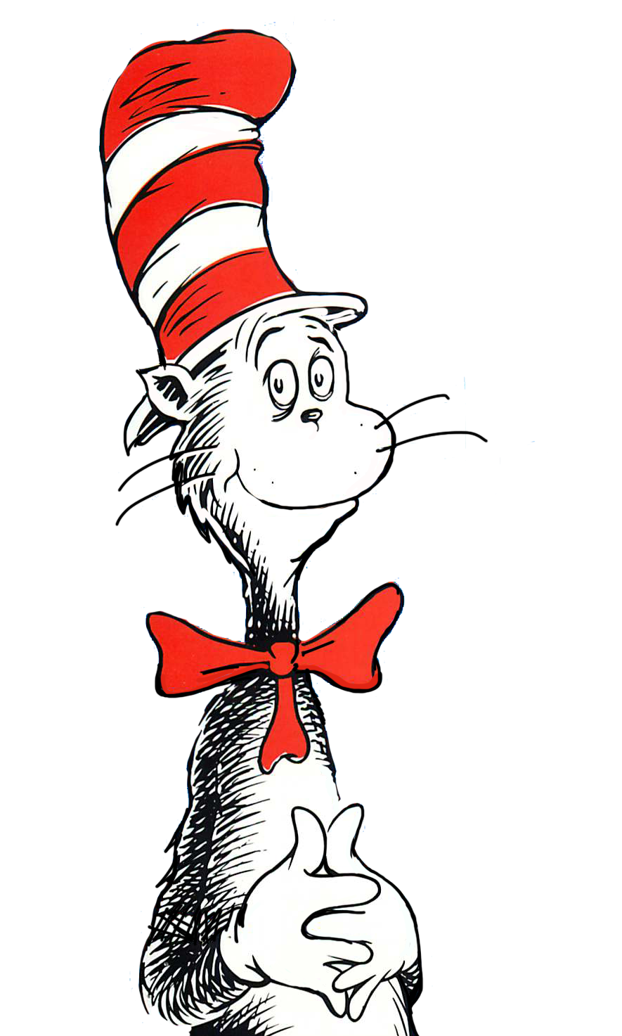 In pictures the hat cat of