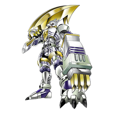 Beowolfmon crusader