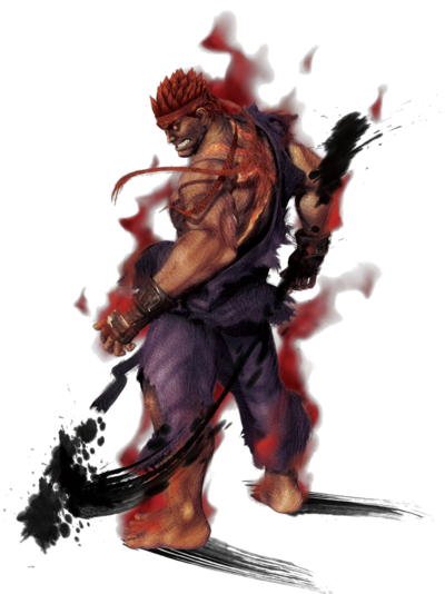 Evolryu-ssf4ae-art
