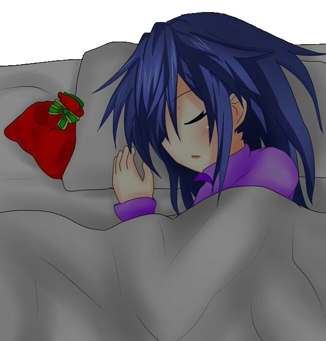 Sleeping Kurome
