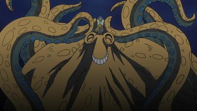 Surume - One Piece