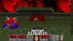 The Ultimate DOOM - E3M8 Inferno - Dis