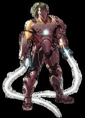 Whiplash Marvel