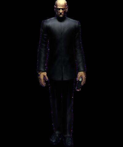 Arkham (Model) DMC3