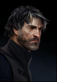Corvo Attano portrait