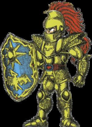 GoldenArmor Arthur