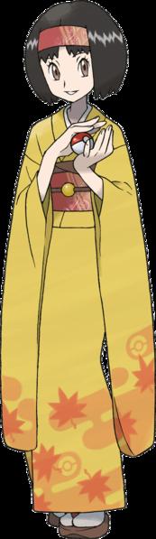 173px-HeartGold SoulSilver Erika