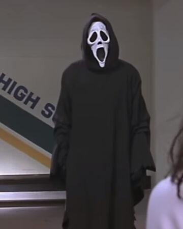 Ghostface Scary MovieALT
