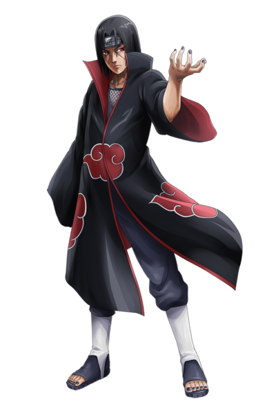 Itachi uchiha akatsuki render nxb ninja voltage by maxiuchiha22 dcnogap