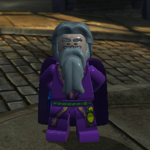 Professeur Dumbledore-HP 14