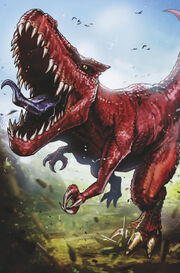 Devil Dinosaur (Original)