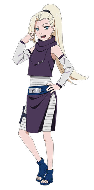 Ino Yamanaka - Kid