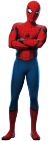 MCU Spider-Man Tech-Suit