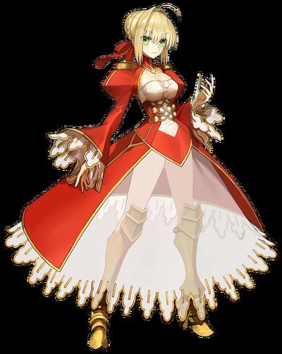 Nero (Playable Saber)