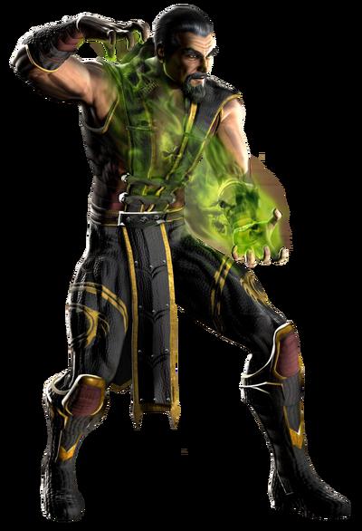 Shang Tsung Render