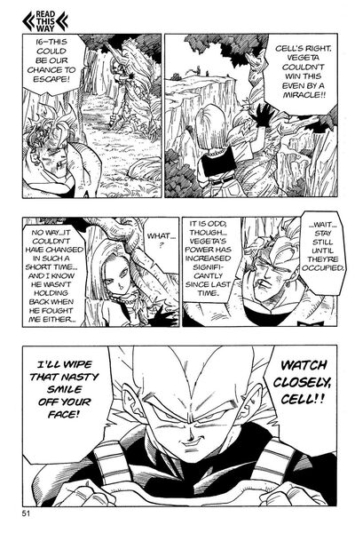 Chapter 376 Even Androids think Cell will win (VIZ)