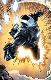 James Rhodes (Earth-616) from Tony Stark Iron Man Vol 1 18 001