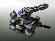 RA3 Proton Collider Concept Art