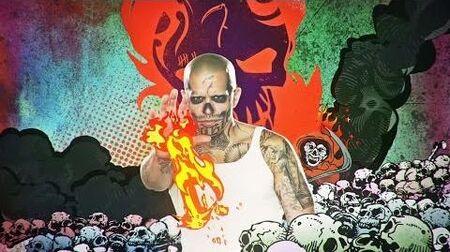 Suicide Squad - El Diablo -HD-