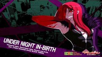 Under Night In-Birth OST- Bad Surface(Carmine's Theme)