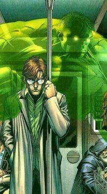Hulk (Marvel Comics)#Bruce Banner