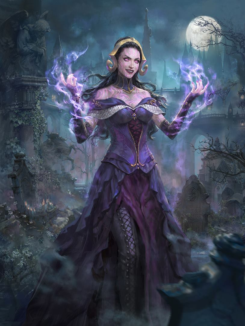Liliana Vess Vs Battles Wiki Fandom