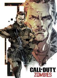 Tank Dempsey Yoji Shinkawa Poster BO3