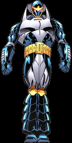 DC Comics Monarch (Render)