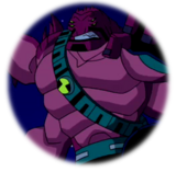 Fourmungousaur (Ben 10)-Original Sticker